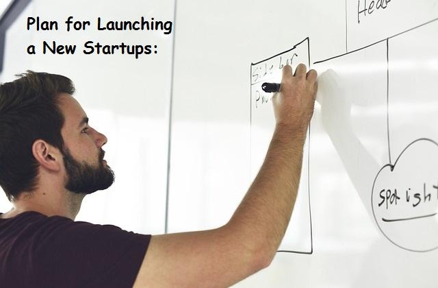 Tips For Startups plan